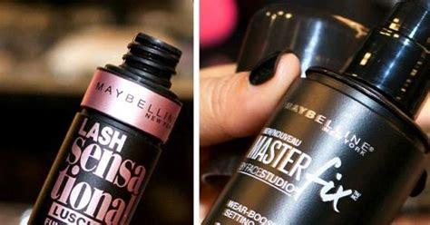 Maybelline Master Fix Setting Spray sneak peek maybelline master fix setting spray and lash
