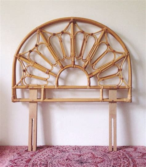 Bamboo Headboard by 1000 Ideas About Bamboo Headboard On Rattan