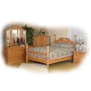 amish bedroom set amish handcrafted castle bedroom set