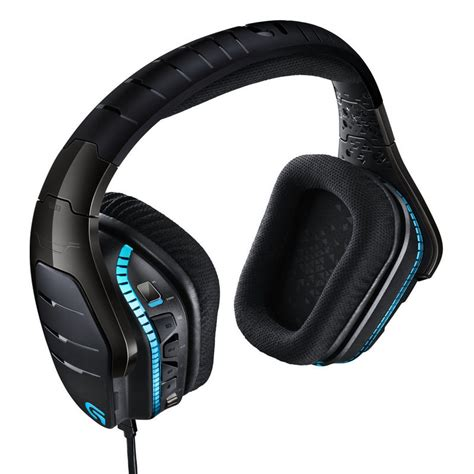 Headset Gaming Sades Logitech G633 Artemis logitech g633 artemis spectrum gaming surround sound 7 1