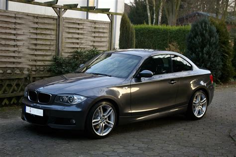 Bmw 1er Specs by 2008 Bmw 1er Coupe E82 Pictures Information And Specs