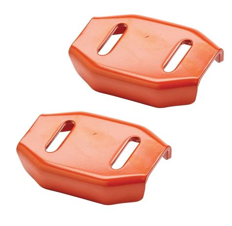 skid shoes 2 snowblower skid shoes for ariens 24599 02483859