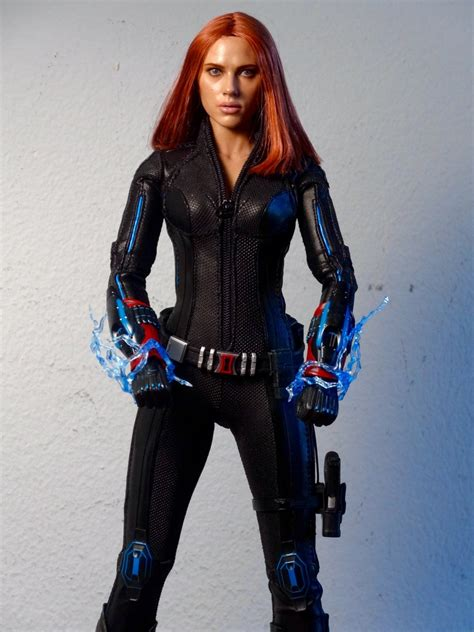 Toys Black Widow Aou 1 6 toys mms288 aou black widow collectible figure page 206
