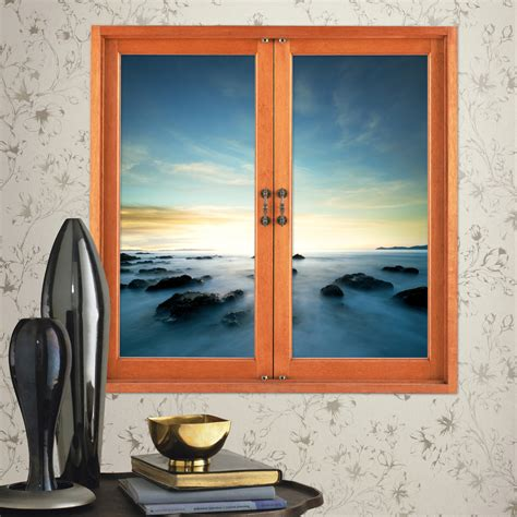 fairyland 3d artificial window view 3d wall decals room