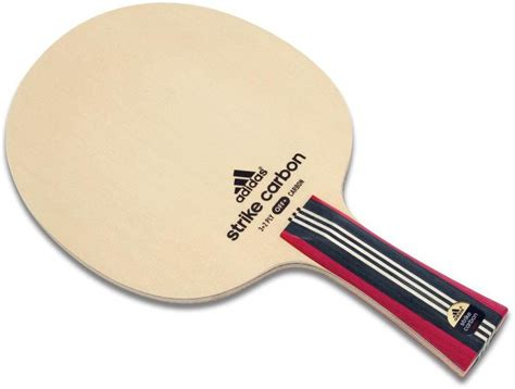 adidas table tennis adidas strike carbon table tennis blade