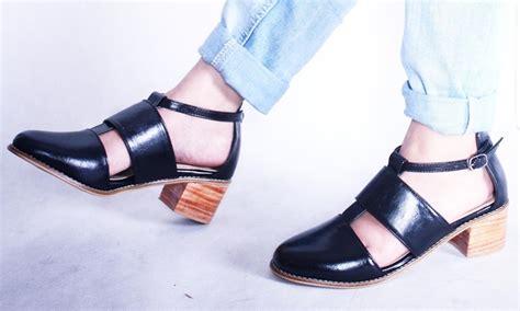 Sandal Sepatu Wedges Wanita Cantik 37 Image Gallery Sepatu Wanita