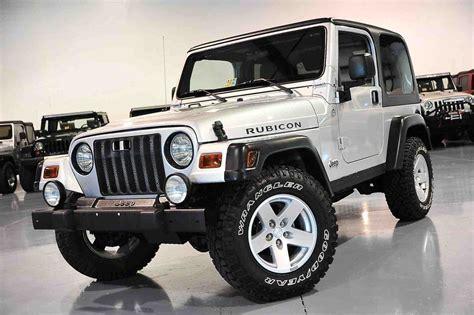 used jeep rubicon 4 door excellent jeep wrangler rubicon 4 door for sale jeep