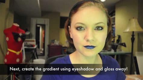 tutorial makeup shading cell shading makeup tutorial maya from borderlands 2