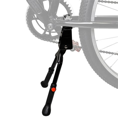 Kick Stand bicycle leg kickstand center mount lumintrail