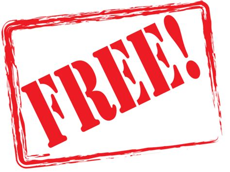 For Free by Free Png Transparent Image Png Mart