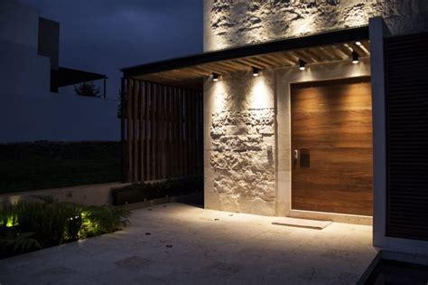 lade da interno a led 16 fachadas de casas con piedras planos y fachadas