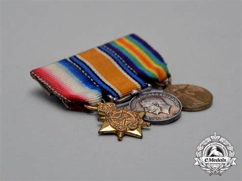 colonial kia a canada colonial service medal to 1916 kia