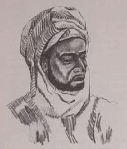 muhammad ture biography askia the great timeline timetoast timelines