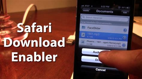 download mp3 from iphone safari safari download enabler download files from iphone