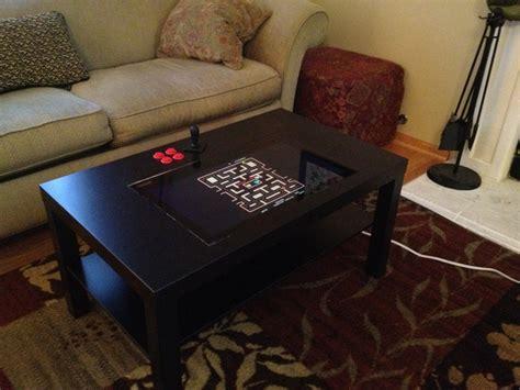 coffee table mame cabinet lack arcade coffee table ikea hackers ikea hackers
