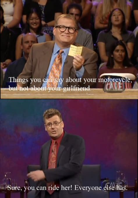 Whose Line Is It Anyway Meme - image 509008 whose line is it anyway know your meme