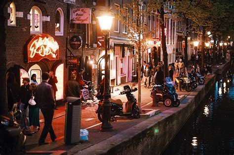 Light District Nyc by Amsterdam City Tours Gogh Museum The Light