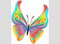 Butterflies butterfly clip art butterfly clipart - Clipartix Free Clipart Downloads Butterflies