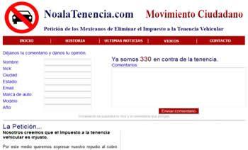 todo sobre la tenencia vehicular en mxico tenencia estado de m 233 xico 2011
