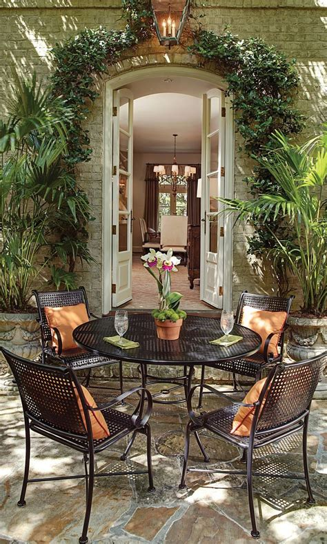 green wrought iron patio furniture best 25 iron patio furniture ideas on green