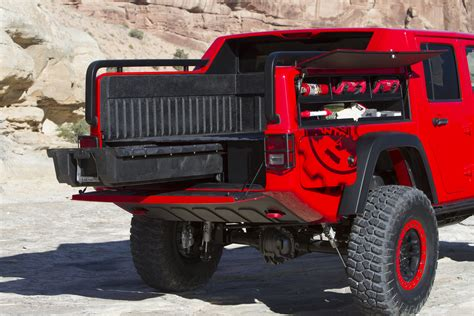 Jeep Accessories Rock Jeep Wrangler Rock Responder Concept What It S Like
