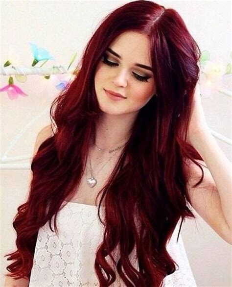 what hair colour for women of 36 years old long red hairstyles worldbizdata com