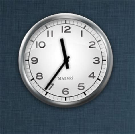 analog clock a 1 by adni18 on deviantart android analog clock by xwidgetskin on deviantart
