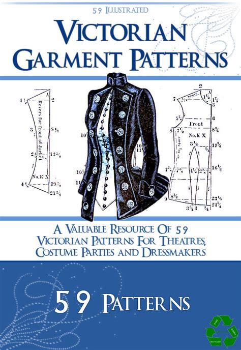 garment pattern making pdf 59 victorian dress sewing patterns design your own theatre