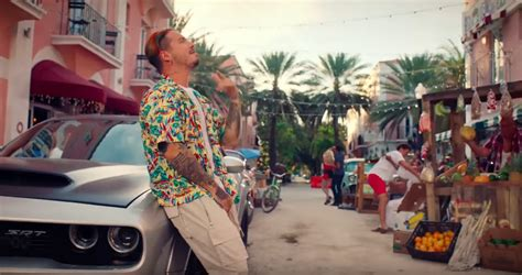 j balvin hey ma update hey ma full music video from the fate of the furious features dodge demon the news