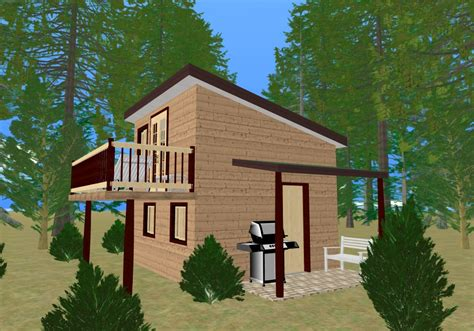 Small Cozy House Plans by Modern Shed Roof House Plans Small Shed Roof House Plans