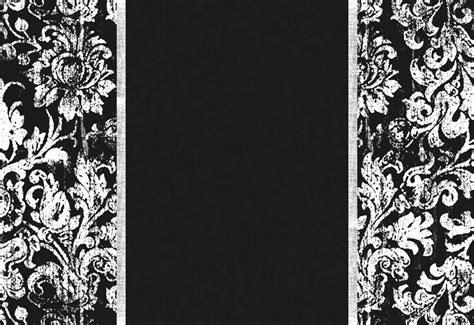 white design 7 best images of black and white floral designs black
