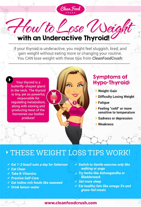 Detox Your Thyroid And Lose Weight by How To Lose Weight More Energy With Hypothyroid