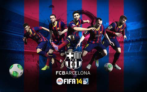 fc barcelona partners  ea sports fifplay