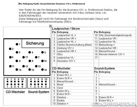 bmw e46 stereo wiring diagram aux an kassettenradio car hifi telefon bmw e46 forum