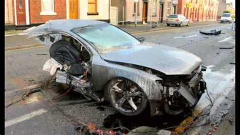 Audi Unfall by Audi Crash Compilation Part 1 A4 A8 A6 Q7 100 80