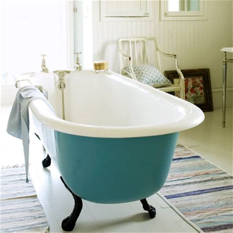 roll top bathrooms coloured roll top bath ideas decorating ideas for the home red online