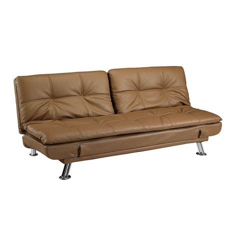 leather sofa spray tan leather sofa bed next day delivery tan leather sofa bed