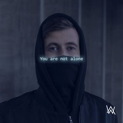 alan walker you alan walker on twitter quot we are all in this world together