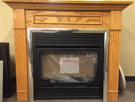 vent free gas fireplace cabinets direct vent vent free fireplace closeouts