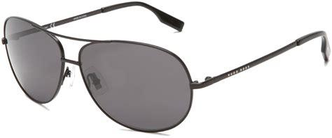 Frame Kacamata Hugo 0708 03 Grey hugo by mens ps aviator polarized sunglasses in black for matte black frame