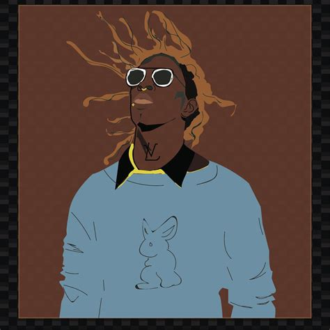 young thug cartoon on the importance of young thug life breezejmu org