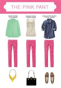 what goes with pink what to wear with polka dot design blog ideas