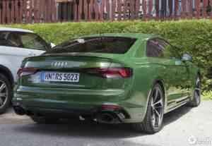 Audi B9 Rs5 Audi Rs5 B9 1 June 2017 Autogespot