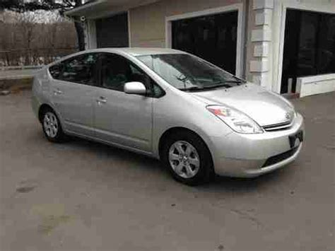 2005 toyota prius gas mileage purchase used 2005 toyota prius base hatchback 4 door 1 5l