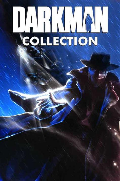 darkman collection deart  poster  tpdb