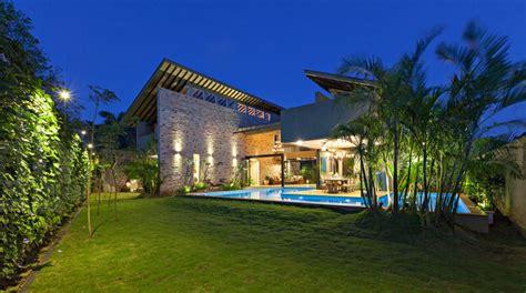 john abraham house abraham john architects opens indian monsoon retreat to nature