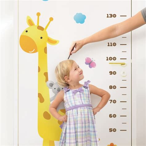 Butterfly And Flower Wall Stickers everyone in your class likes measuring height in metric