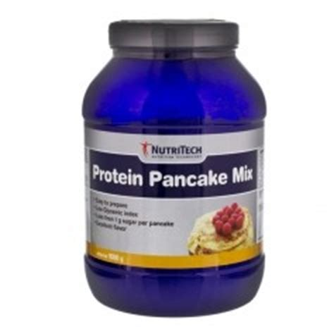 Scitech Nutrition Protein Pancakes 1000 Gram scitec protein delite pineapple vanilla powder a supplement