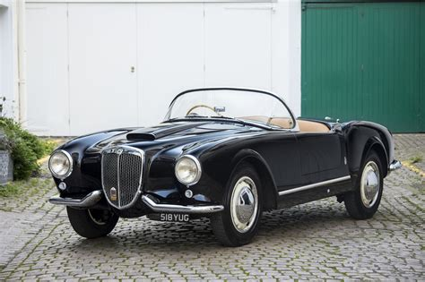 1955 lancia aurelia b24 spider cars for sale fiskens