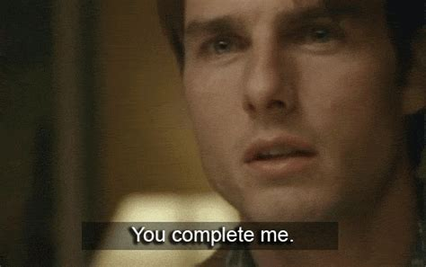 movie quotes you complete me jerry maguire 1996 quote about complete love romance